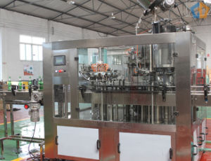 Automatic Carbonated Traid in One Filling Equipment pictures & photos