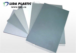 PVC Rigid Board (Grey and white color) pictures & photos