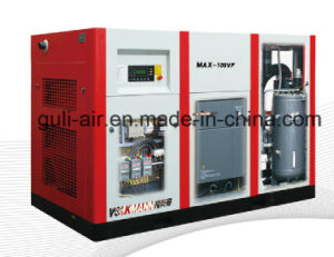Oil-Free Screw Air Compressor of Water Lubrication pictures & photos