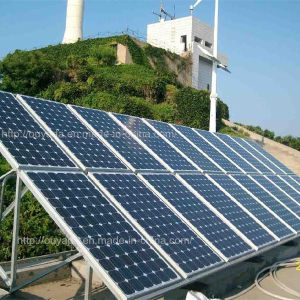 Green Energy for Communication System 6kw Solar Generator pictures & photos