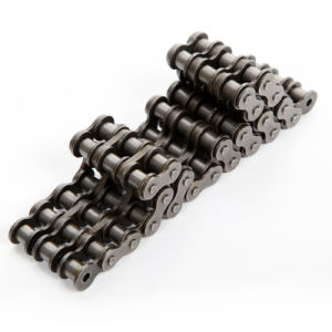 a Series Roller Chain (triplex) pictures & photos