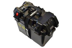 China electric trolling motor smart battery box power for Electric trolling motor battery size