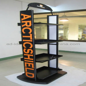 Four Layers Metal Display Rack/Exhibition Stand/Advertising Stand (Mdr-703) pictures & photos
