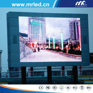 New Designing P10mm Outdoor LED Display Die-Casting Series (CCC, CE, TUV, RoHS) pictures & photos