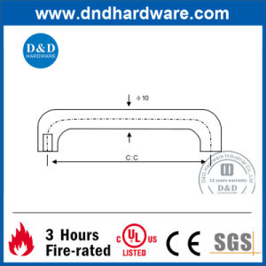 Design Hardware SS304 Furniture Handle with UL Listed (DDFH003) pictures & photos