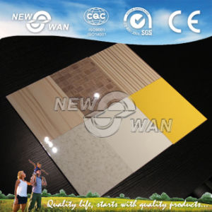 Melamine Faced MDF/Melamine MDF/Melamine Board (NMM-0018) pictures & photos