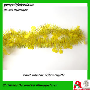 Christmas Decoration Metallic Garlands