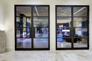 2017 Best Seller French Style Iron Door pictures & photos