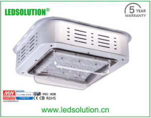 100W Outdoor Gas Station LED Canopy Light Fixture pictures & photos