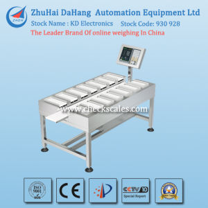 Semi-Automatic Weight Matching Machine for Sea Food pictures & photos