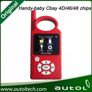 Hot Sale Handy Baby Cbay Hand-Held Car Key Copy Auto Key Programmer for 4D/46/48 Chips Key Programmer pictures & photos