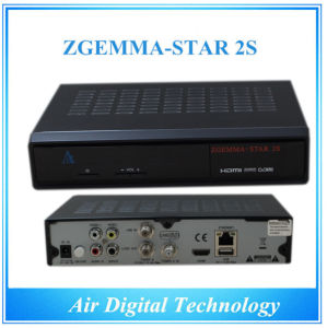 Satellite Receiver No Dish DVB 2s with Function Zgemma Stra 2s pictures & photos