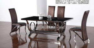 Cheap Price Metal Dining Room Table for Sale A8033