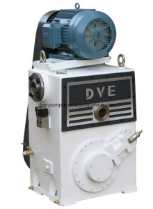 Electrical Displacement Piston Pump for Vacuum Furnace Plant pictures & photos