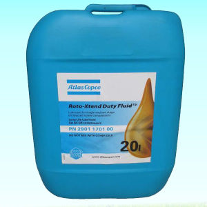 Atlas Copco Compressor Injection Lubricant Oil 20L Roto-Xtend Duty Fluid pictures & photos