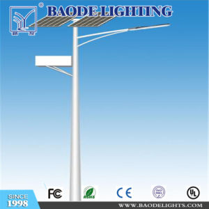 6m 40W Solar LED Street Lamp with Coc Certificate pictures & photos