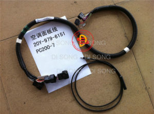 Komatsu Excavator Spare Parts, Engine Parts for Wiring Harness (20Y-979-6151) pictures & photos