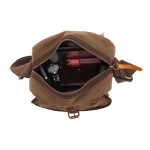 Canvas Leisure Man Shoulder Bag (RS-H9151) pictures & photos