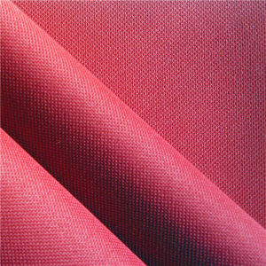 600d*300d Polyester Fabric Stain Resistant Shiny Fabric pictures & photos