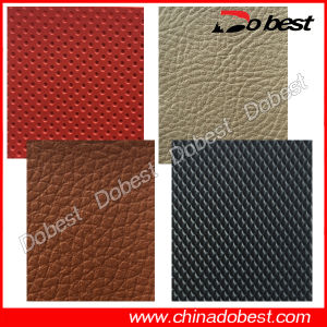 PVC Automobile Indoor Decoration Leather pictures & photos
