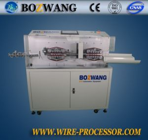 Bozhiwang Computerized Cutting and Stripping Machine for 120mm2 Cable pictures & photos