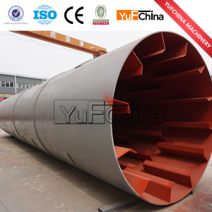 Small Rotary Dryer for Biomass Pellets Drying pictures & photos