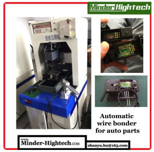 Automatic Heavy Wire Bonder Mdcws-3741 for Autoparts pictures & photos
