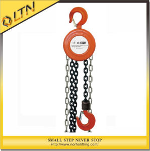 Double Brake Hand Chain Hoist G80 Chain (CH-JA) pictures & photos