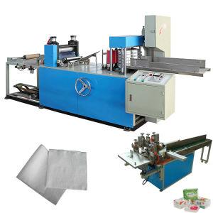 Dinner Folding Serviette Napkin Paper Making Machine pictures & photos