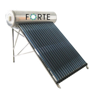 Non Pressure Solar Water Heater with 120L Tank pictures & photos