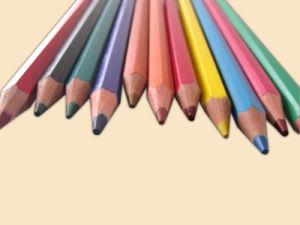 Jumbo Plastic Pencil