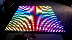 LED 50*50cm Pixel for Stage Show Support 3D Digital Dance Floor pictures & photos