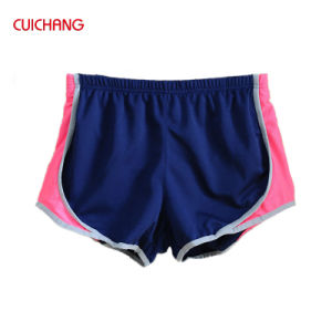 Custom Sublimated China Womens Running Shorts pictures & photos