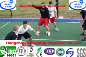 Removable Outdoor Basketball Flooring Basketball Field Floor pictures & photos
