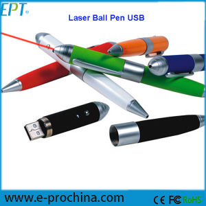 Premium Gift 3-in-1 Laser Flash Pen USB Flash Drive (EP003) pictures & photos