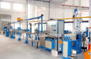 Manufacturing Equipment Teflon Cable Extrusion Line pictures & photos