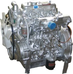 Laidong Diesel Engine for Genetator Sets Multi-Cylinder Diesel Engine 35HP pictures & photos