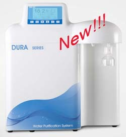 Ultra Pure Water System Is Tailored in QC Labs (Dura 12V)