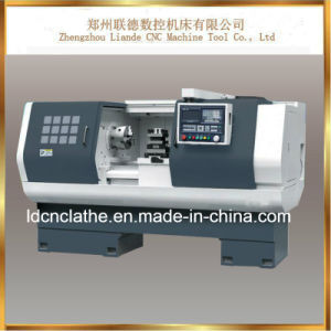Low Price Promotional Precision CNC Lathe for Machining Metal pictures & photos