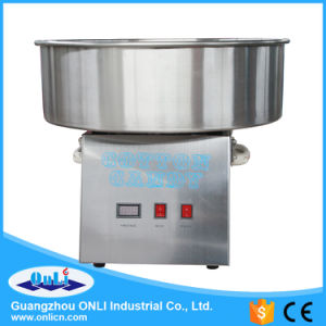 High Quality Stainless Steel Commercial Candy Floss Machine pictures & photos
