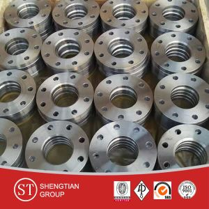 Pn 10 DIN Carbon Steel Wn Flange pictures & photos