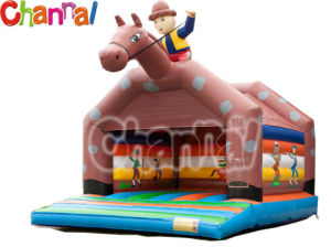 Inflatable Jumping Trampoline Kids Inflatable Mini Jumper pictures & photos