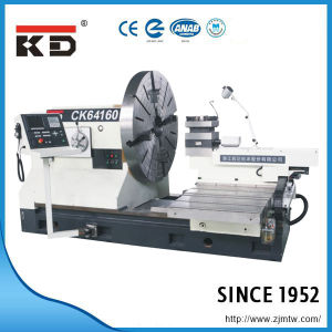 End Face and Precision CNC Lathe (CK64160) pictures & photos