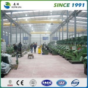 Light Prefabricated Steel Structure Building for Warehouse Workshop Office pictures & photos