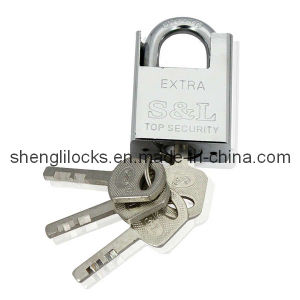 Chrome Plated Vane Shackle Protected Padlock (VSP) pictures & photos