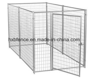 Galvanized Round Tube 1.8m*2.0m Dog Cage pictures & photos