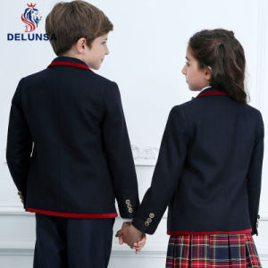 School Uniform Blazer, Winter School Uniform pictures & photos