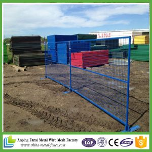 Fansi Hot Sale Canada Temporary Construction Fence Panels pictures & photos