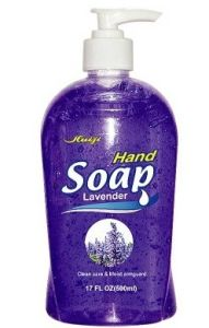 Lavender Liquid Hand Soap (500ml, 1000ml) pictures & photos