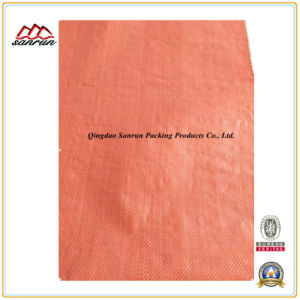 Cheap Price Red PP Woven Bag for Packing Beans pictures & photos